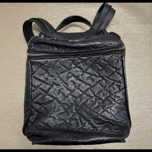 Authentic- Alexander Wang leather backpack
